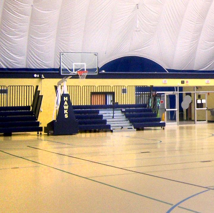 School Gymnasium Space