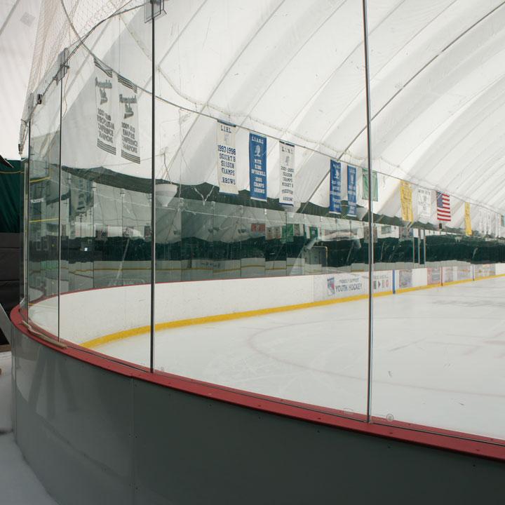 Play Hockey Indoors