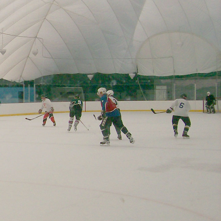 Hockey Covering
