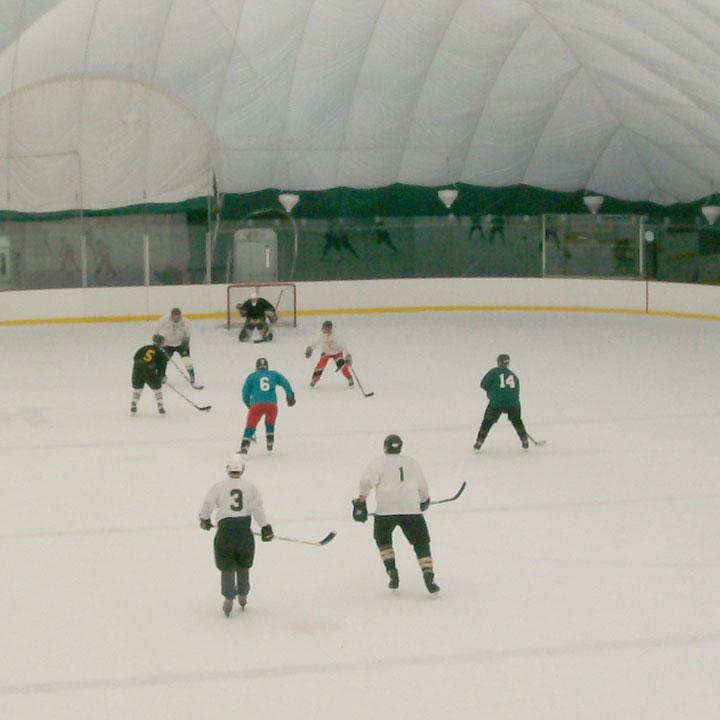 Indoor Hockey Dome