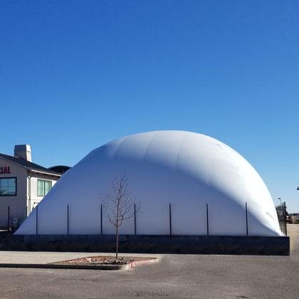 Indoor Pickleball Bubble