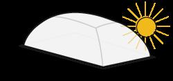 White Translucent
